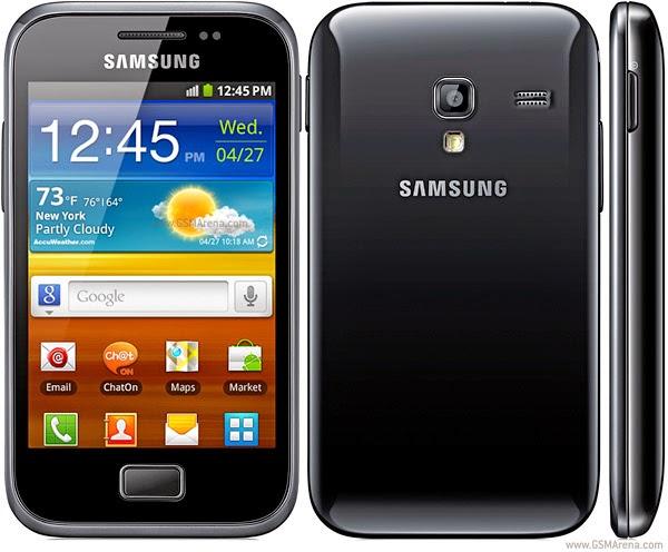 Samsung Galaxy Ace Plus GT-S7500T