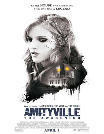 Poster Of Free Download Amityville: The Awakening 2017 300MB Full Movie Hindi Dubbed 720P Bluray HD HEVC Small Size Pc Movie Only At worldfree4u.com