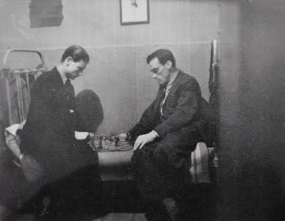 Vada Keller Albin biographical sketch of Berthold Richard ...