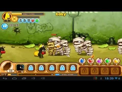download game larva heroes
