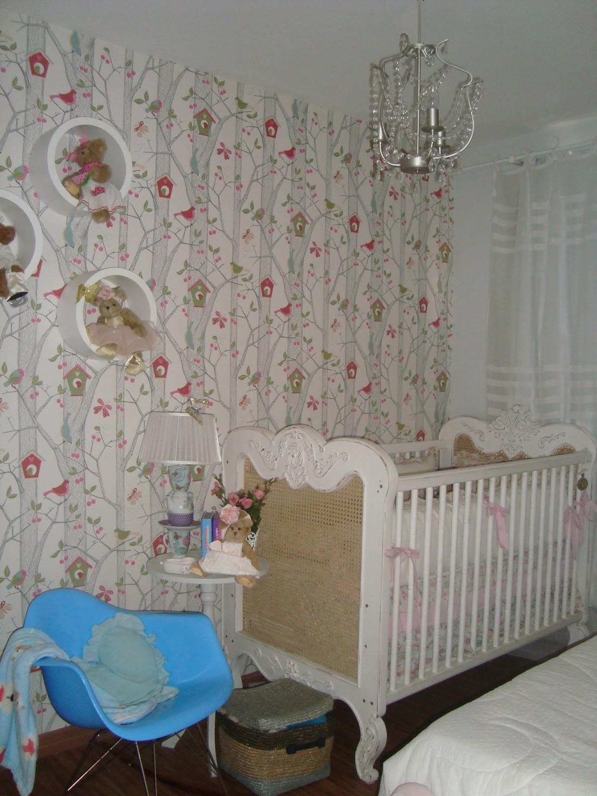 Oficina de Arquitetura Quarto Alice (Quarto de Bebê)