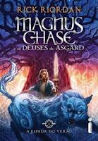 Magnus Chase e os deuses de Asgard - capa