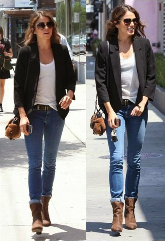 Nikki Reed January Jones In Fyra Indis Jeans Fashion Blog By Apparel Search