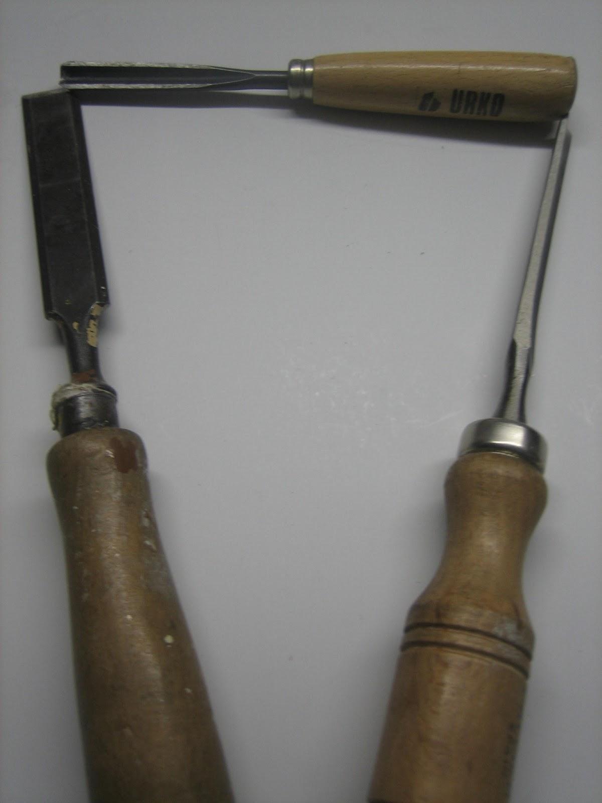 Tallado en madera proceso de trabajo y herramientas - Herramientas de madera ...