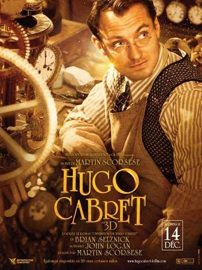 Hugo DVDRip Subtitulos Español Latino 2011