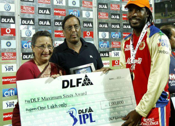 Chris-Gayle-DLF-maximum-sixes-v-DD