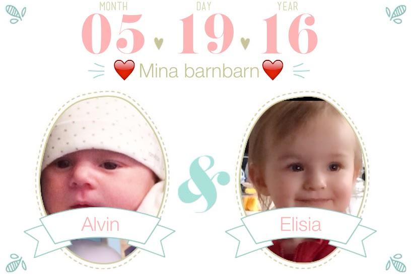 Alvin & Elisia