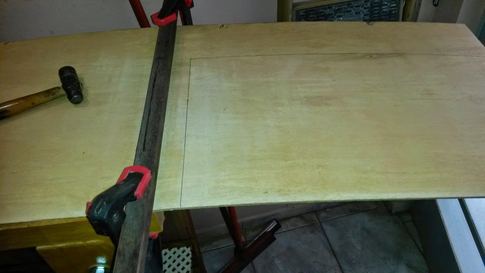 Oficina do Quintal: Como fazer uma bancada para Tupia #396892 1600x900