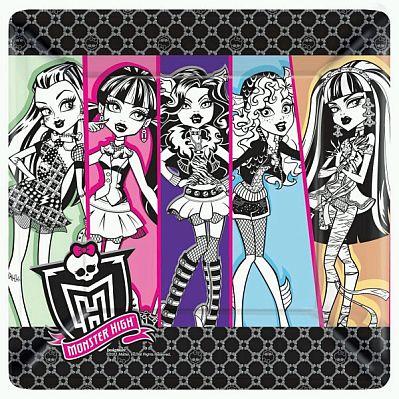 Monster High, Imagenes para Imprimir, parte 2