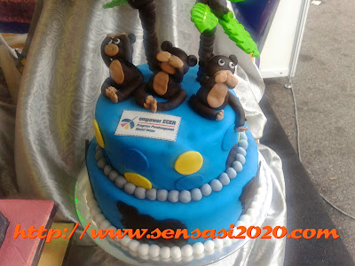 decoration, hias kek, perhiasan kek, kek ising