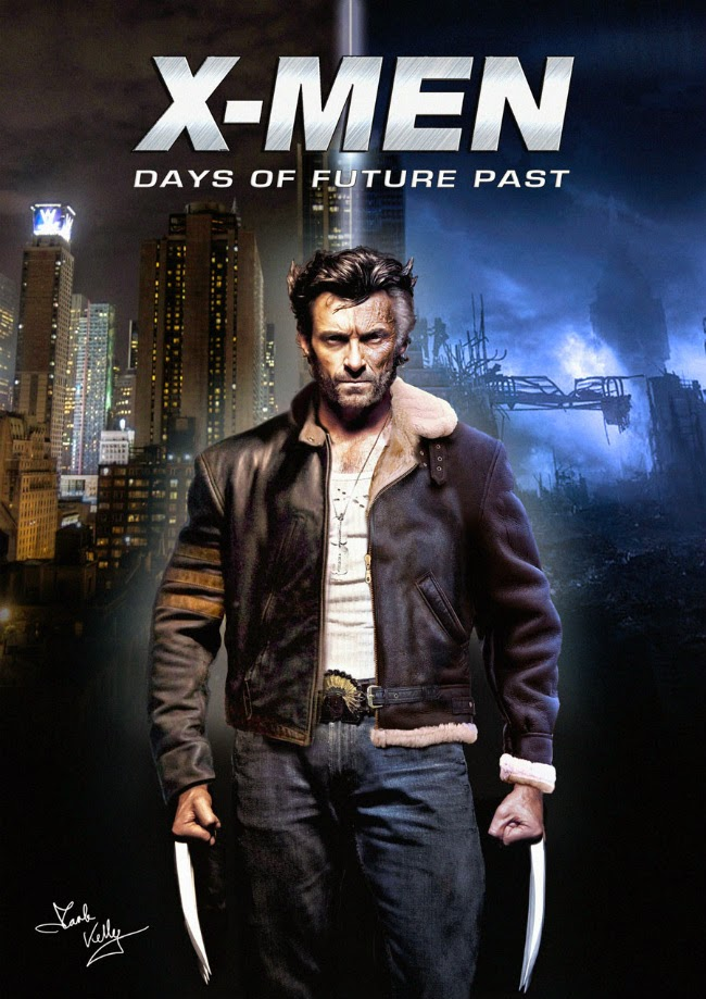 X-Men: Days Of Future Past (2014) Full Version