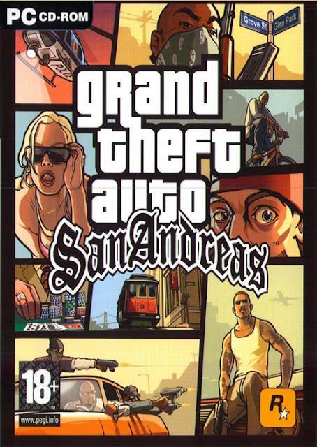GTA San Andreas PC Full En Español [ISO]