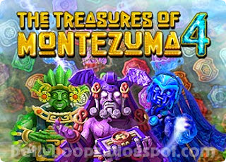 The Treasures of Montezuma 4 en Español