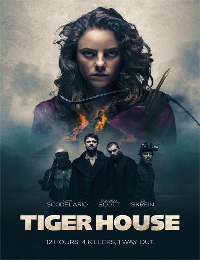 Ver Tiger House (2015) Online