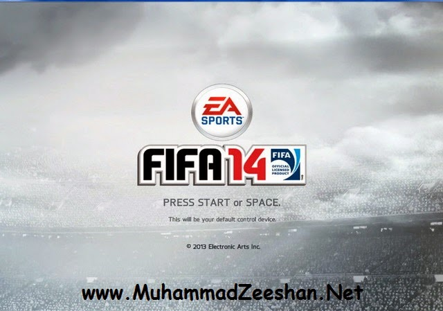 Fifa 14 2014 PC Game Free Download