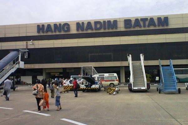 Bandara Internasional Hang Nadim, Batam. ZonaAero