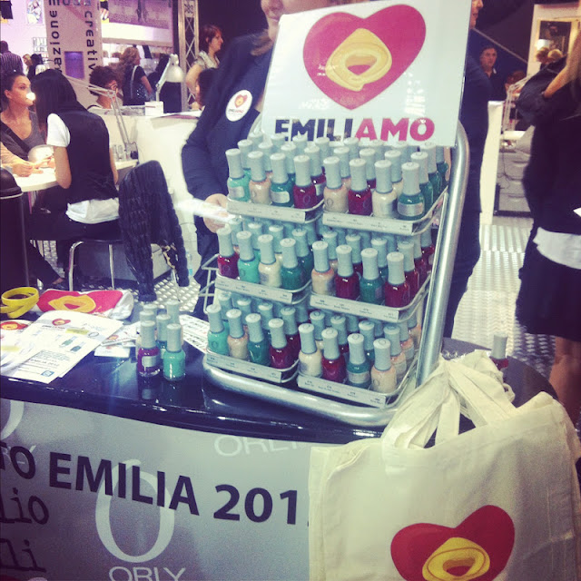 haul Intercharm Milano 2012 beauty estetica bellezza unghie nails make up hair capelli fiera fieramilanocity beauty secrets blogger