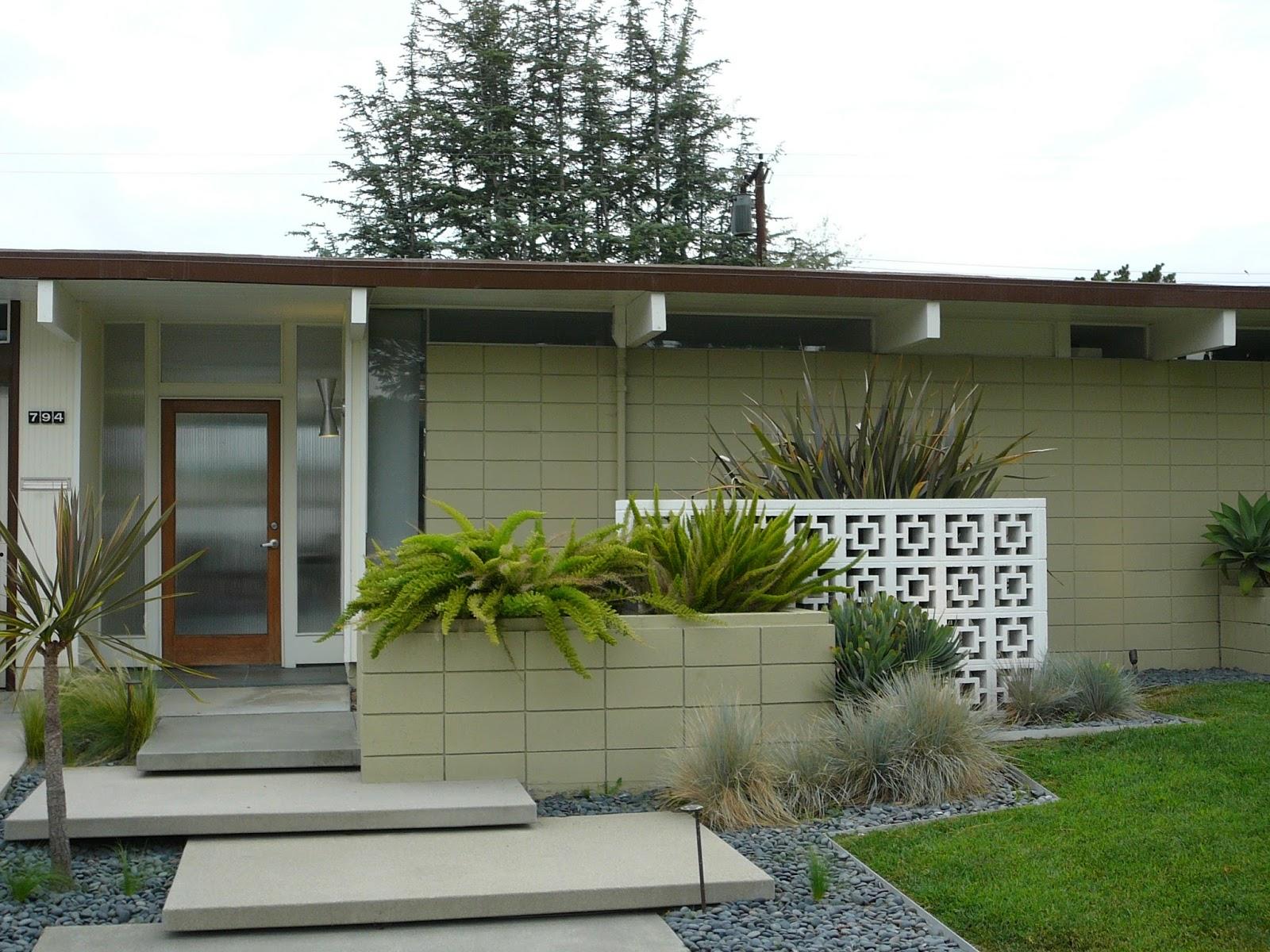 Orange County Structure Mid Century Modern Eichler Houses