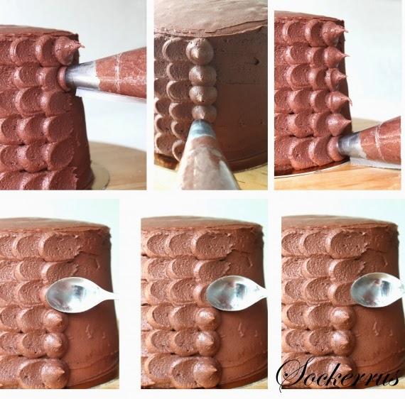 Торт своими руками украшение в домашних условиях