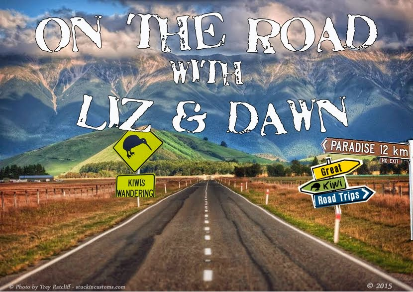 On the Road with Liz & Dawn
