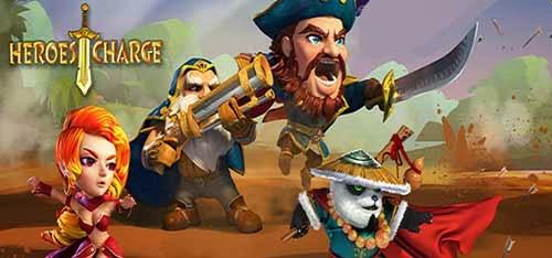 RPG Heroes Charge
