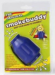 Click here to purchase your Blue Smoke Buddy Personal Air Filter at Amazon!