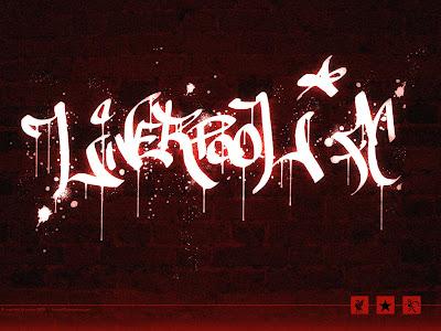 Graffiti Liverpool