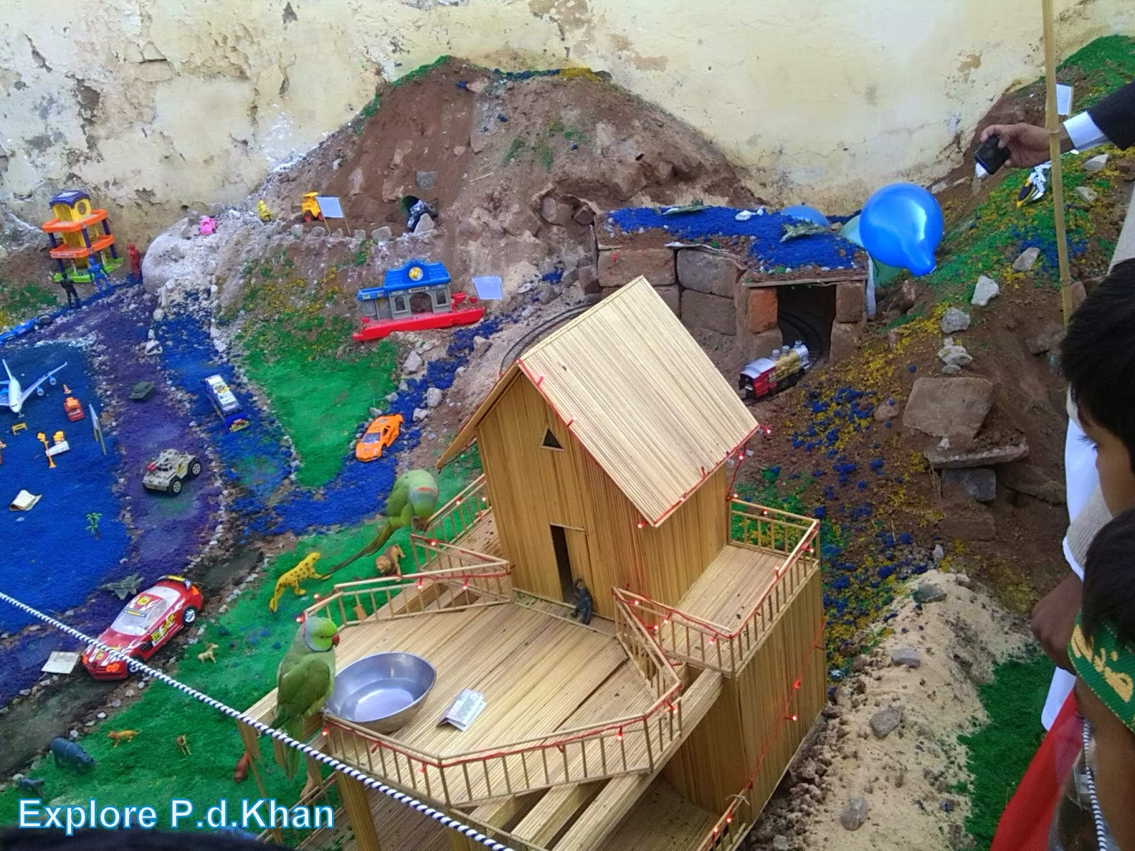 Welcome to pind dadan khan 12 rabi ul awwal at pind for 12 rabi ul awal 2014 decoration
