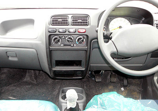 International fast cars alto interior for Interior decoration of maruti 800