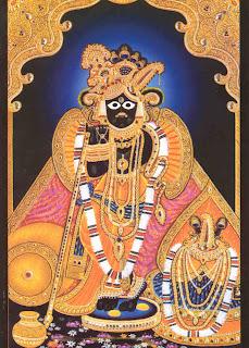 Banke Bihari temple is located near Jagadguru Kripaluji Maharaj's Prem Mandir in Vrindavan