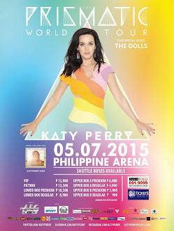 Katy Perry Live in Manila 2015