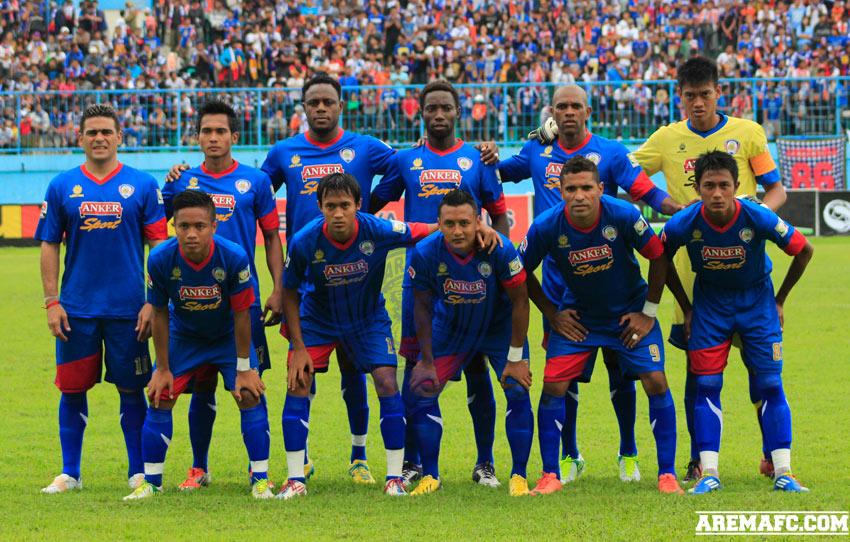 Prediksi Skor Arema Indonesia vs Persib Bandung 31 Mei 2013