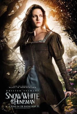 Watch Snow White and the Huntsman 2012 Hollywood Movie Online | Snow White and the Huntsman 2012 Hollywood Movie Poster