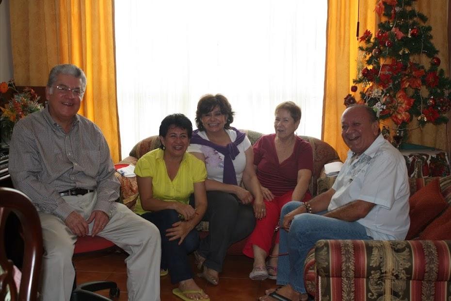 En familia Dic-2011