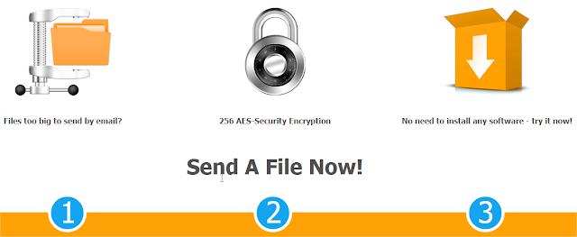 फाइल ऑनलाइन मुफ्त भेजें