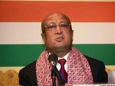 Enos Das Pradhan BGP President Condemns National Gorkha Council