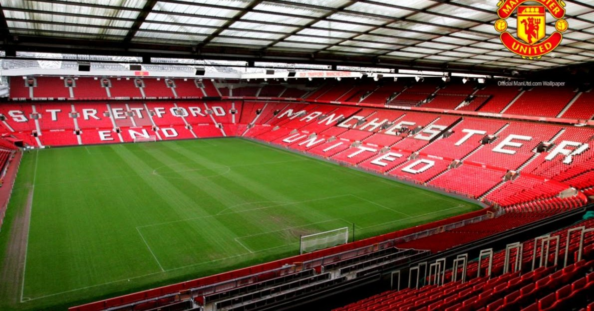 Old Trafford Stadium Manchester United Wallpapers Hd ...
