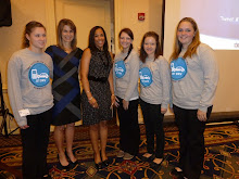MN FCCLA Distracted Driving Teen Prevention Team at NOYS Teen Summit in Washington DC