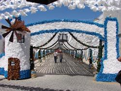 Agosto 2011 - festas do povo em Campomaior