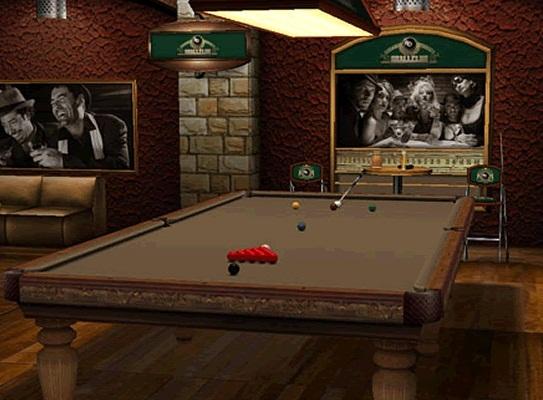 Jogo 8BallClub Online Billiards