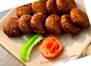 শামি কাবাব Fish / Shami Kabab