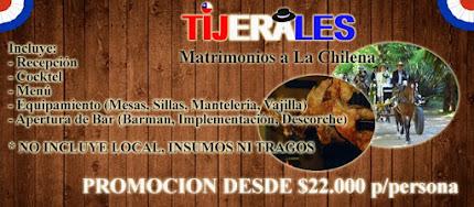 Tijerales- Banquetes