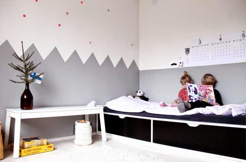 Cómo decorar un dormitorio infantil