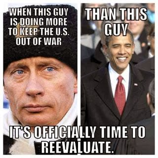 Russian Threat Of War Over Ukraine Stuns Obama Regime