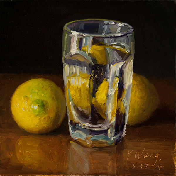 Photographing Oil Paintings