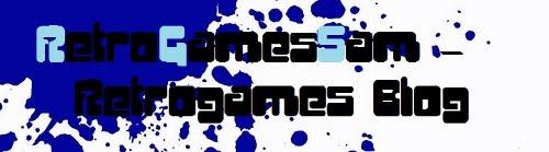 RetroGamesSam - Retrogames Blog