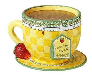Imagens para Decoupage com tema chá