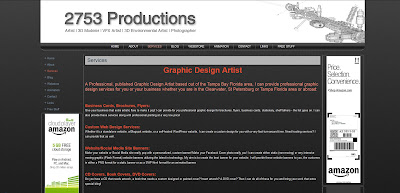 2753 Productions Graphic Design Services Tampa Bay Florida