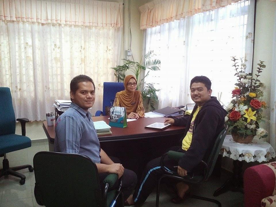 Kerjasama Dengan Jabatan Kesihatan Kedah