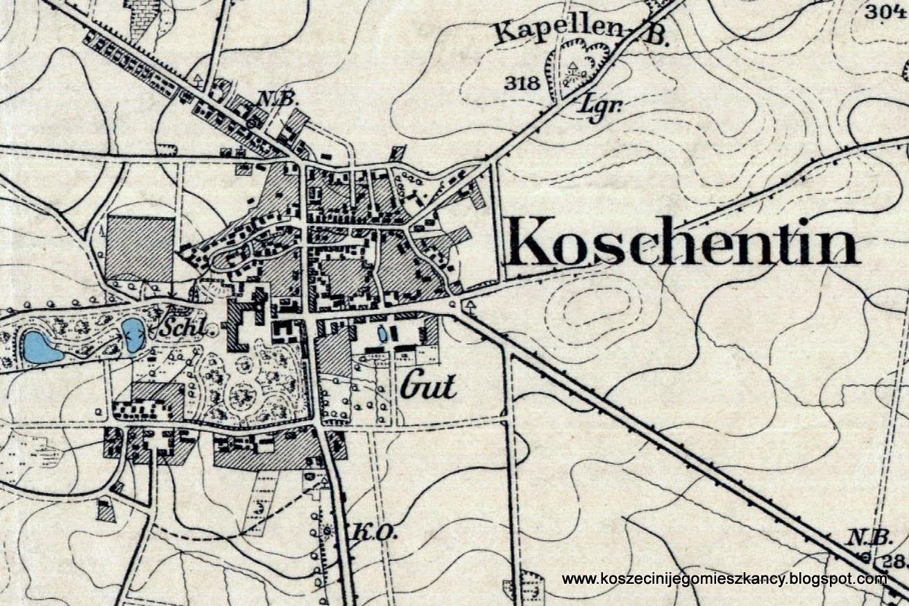 Ulice Koszęcina